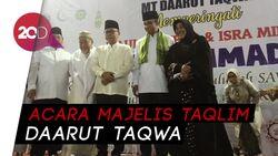 Anies Bersama Istri Hadiri Maulid Akbar di Masjid Istiqlal
