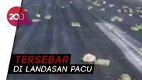 Batangan Emas Tumpah Ruah di Bandara Rusia