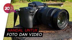 Punya Fitur Mumpuni, Berapa Harga Fujifilm X-H1 di Indonesia?