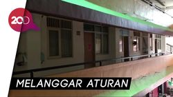 Ada 2 Unit Rusun Milik PNS Disegel di Cipinang