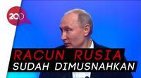Putin dan Balasan Sarkas ke Inggris