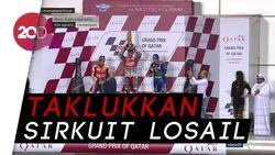 Dovizioso Ungguli Marquez di MotoGP Qatar