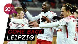 Naby Keita Taklukkan Pemimpin Bundesliga