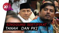 Jokowi Kembali Dihantam Amien Rais