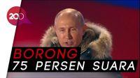 Kemenangan Putin yang Tak Diragukan