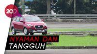 Menguji Datsun Cross yang Semakin Tajam