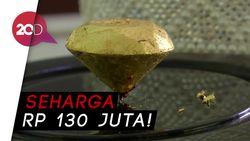 Yummy! Cokelat Termahal di Dunia Dipamerkan di Portugal
