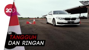 Jelajah JKT-Surabaya Bersama BMW Seri 5