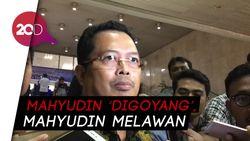 Kursi MPR Digoyang, Mahyudin Sebut Alasan Airlangga Bullshit