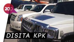 Parade Mobil dan Motor Mewah Bupati HST
