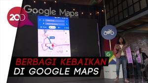 Kisah Local Guide Berbagi Kebaikan lewat Google Maps
