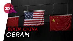 Donald Trump Teken UU Kunjungan ke Taiwan