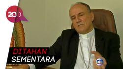 Nilap Uang Gereja Rp 8,3 M, Uskup di Brasil Diciduk