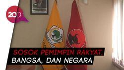 Sosok Idaman Pendamping Jokowi Menurut Golkar dan PDIP