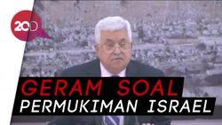 Presiden Palestina Sebut Dubes AS Anak Anjing