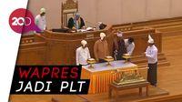 Mau Rehat, Presiden Myanmar Mundur dari Jabatannya