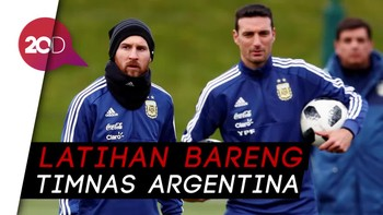 Messi Merapat ke Kandang City