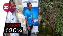 Baru 60% Kawasan di Jakarta Gunakan Air PAM