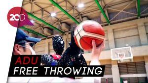 Ketika Robot Kalahkan Pemain Basket Profesional