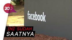 Netizen Sambut Seruan #deletefacebook dari Pendiri WhatsApp