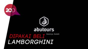Heboh! Duit Rp 1 T Jemaah Abu Tours Raib