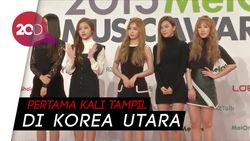 Grup K-Pop Red Velvet akan Tampil di Korea Utara