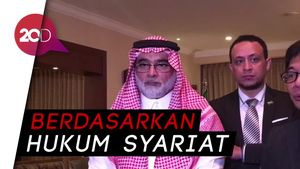 Dubes Saudi Bicara Soal Hukuman Mati Zaini