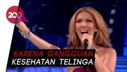 Celine Dion Batalkan Beberapa Konser, Jakarta Juga?