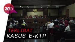Novanto Minta KPK Bongkar Nama-nama yang Disebutnya
