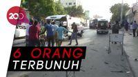 Suasana Mencekam Somalia yang Dibom Al Qaeda