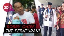 Anggota DPRD DKI Marah Mobilnya Diderek, Sandi: Sabar Bro!
