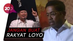 Counter Idrus soal Indonesia Bubar: 2030, Justru Lebih Maju!