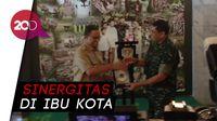 Gubernur dan Kapolda Hadiri Pisah Sambut Pangdam Jayakarta