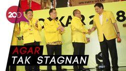 Golkar Butuh Tokoh Pendongkrak Elektabilitas Partai