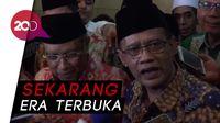 Ketum Muhammadiyah soal Luhut-Amien: Ramai Dikit, Wajarlah