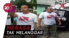 Mobil Diderek, Anggota DPRD DKI Ngamuk