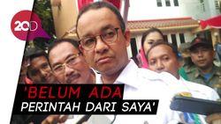 Belum Tutup Alexis, Anies Tak Ingin Show a Force