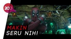 Wih! X-Force Muncul di Trailer Deadpool 2