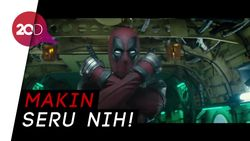 Wih! X-Force Muncul di Trailer Deadpool 2