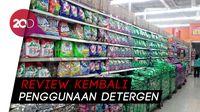 Anies soal Lautan Busa di Marunda: Banyak Limbah Detergen!