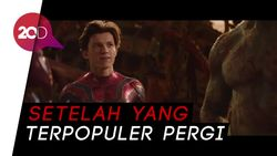 Menebak Siapa Jagoan Andalan Marvel Selanjutnya
