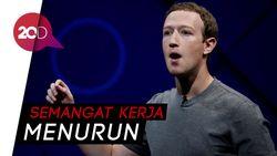 Dilanda Krisis, Facebook Tak Lagi Dilirik Pencari Kerja
