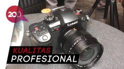 Lumix DC-GH5S, Mirrorless dengan Kualitas Videografi 4K