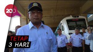 Menhub Respons Keinginan Jokowi soal Dwell Time Tanjung Priok