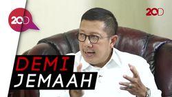 Menag: Ongkos Haji Naik, Tapi Fasilitas Juga Meningkat