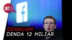 Sejuta Data Pengguna Indonesia Bocor, Ini Solusi Facebook