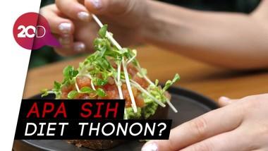 Wow! Turun 5 Kg dalam 2 Minggu dengan Diet Thonon