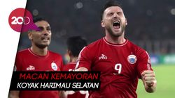 Tanpa Ampun! Persija Tekuk Lutut JDT Malaysia 4-0