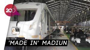 Wow! Kereta Pabrikan INKA Dilirik Senegal, Mau Dibeli 10