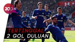 Susah Payah, Chelsea Tekuk Southampton 3-2